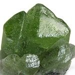 Photograph of peridot.
