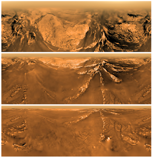 Photograph of Titan.
